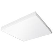 LED Borderless Thin Panel Light Fixture