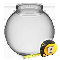 Plastic Globes for Outdoor Lighting Fixtures - Superiorlighting com