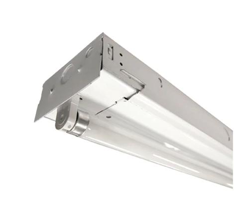 17 Watt LED Open Strip Garage Light Fixture