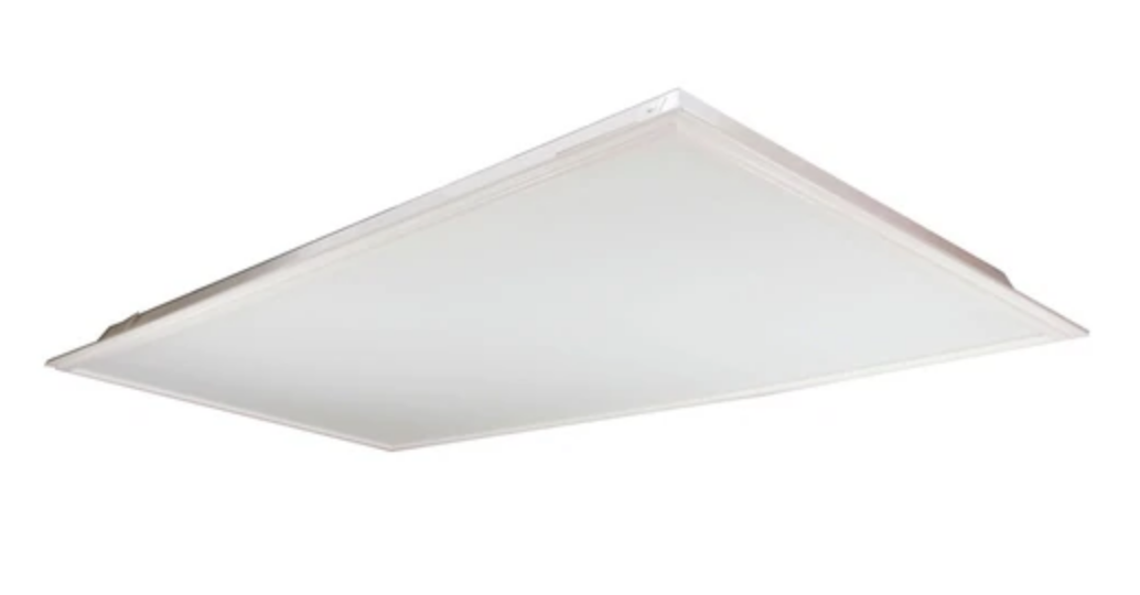LED Office Lighting Fixtures – Flat Panels