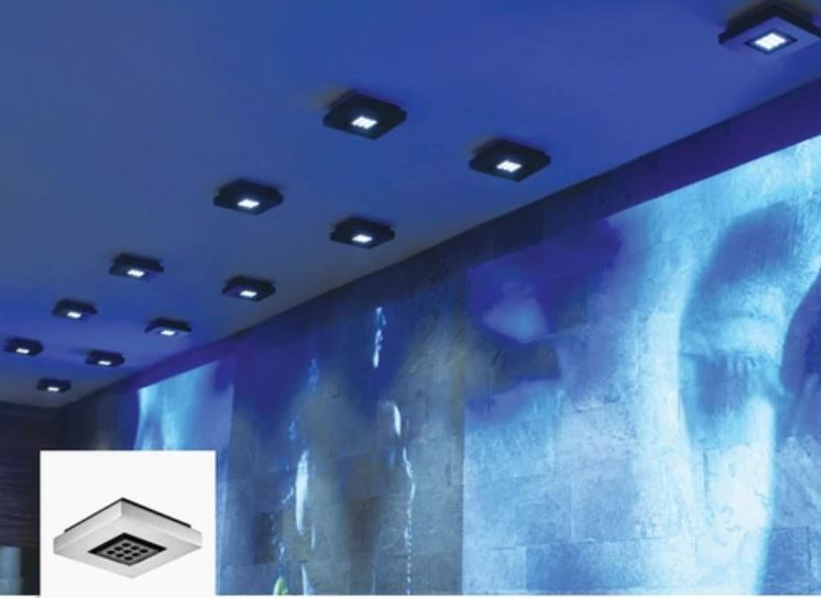 Integrated LED Lighting Fixtures