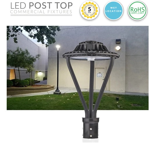 Superior Lighting LED Parking Lot Light