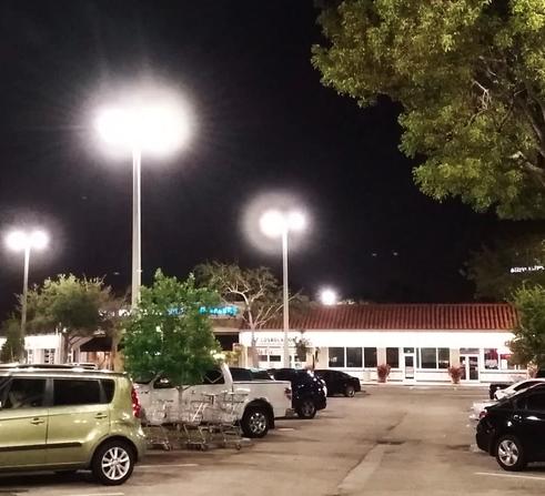 Waterproof Lighting Fixtures For Outdoor Parking Lots